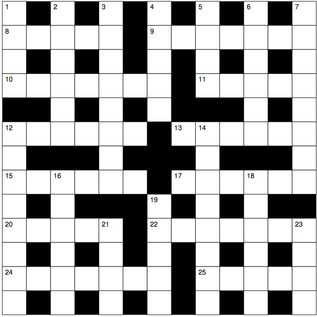 crossword dating præference